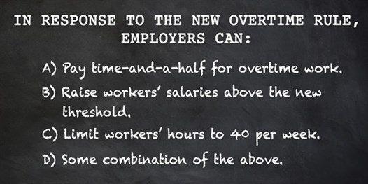 Overtime Rule Explanation
