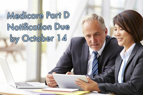 Medicare Part D Notice