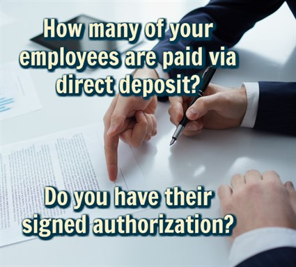 Directdepositauthorization